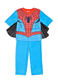Marvel™ 2-Piece Spider-Man Cape Pajama Set Toddler Boys