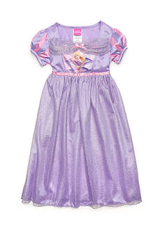 Disney Princess Rapunzel Fantasy Night Gown Toddler Girls