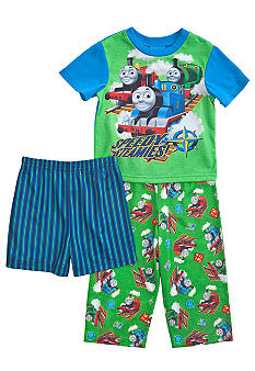 Thomas & Friends 3-piece Pajama Set Toddler Boy