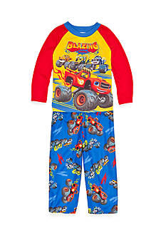 Nickelodeon™ 2-Piece Blaze Pajama Set Toddler Boys