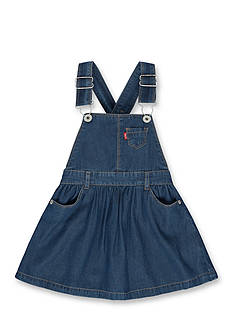 Levi's Denim Jumper Toddler Girls