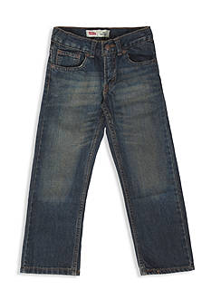 Levi's 505 Regular Fit Jeans For Toddler Boys