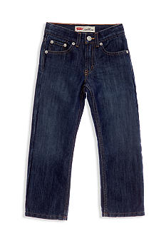 Levi's 514 Slim Straight Leg Jean Toddler Boy