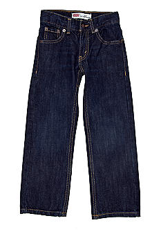 Levi's 549 Relaxed Straight Fit Jeans Toddler Boys