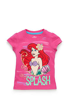 Disney Princess Ariel 'Make A Splash' Top Toddler Girls