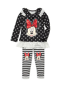Disney Minnie Legging Set Toddler Girls