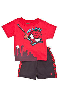 Nannette 2-Piece Spiderman Set