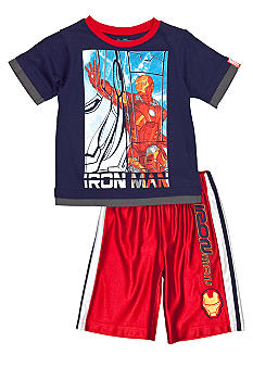 Marvel Heros Iron Man 2-Piece Set Toddler Boys