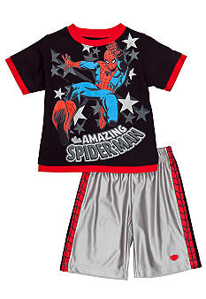 Marvel Spiderman 2-Piece Set Toddler Boys