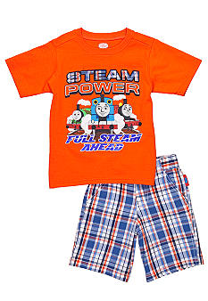 Thomas & Friends Thomas Short 2-Piece Set Toddler Boys