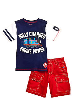 Thomas & Friends Thomas 2-Piece Short Set Toddler Boys