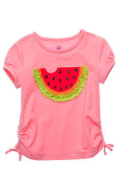 J Khaki Watermelon Tee Toddler Girls
