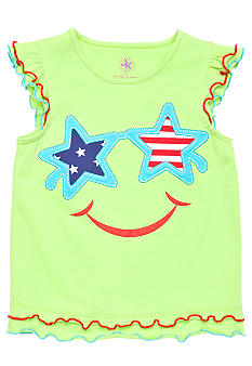 J Khaki Stargazer Tee Toddler Girls