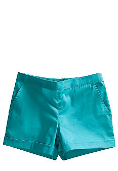 J Khaki™ Woven Twill Short Toddler Girls