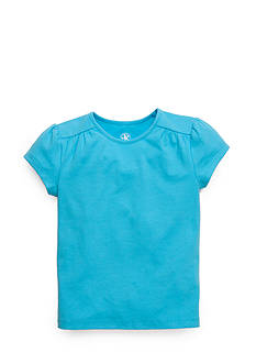 J Khaki™ Solid Basic Tee Toddler Girls