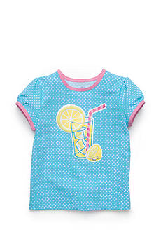 J Khaki™ Lemonade Dot Top Toddler Girls