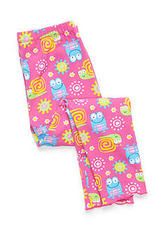 J Khaki™ Frog and Snail Leggings Toddler Girls