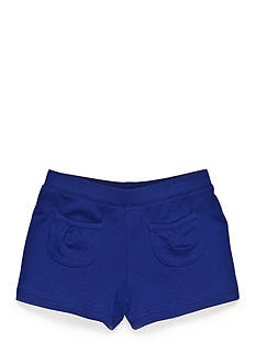 J Khaki™ Solid Knit Shorts Toddler Girls