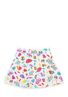 J Khaki™ Beach Print Scooter Toddler Girls