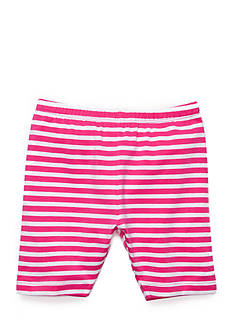 J Khaki™ Striped Biker Shorts Toddler Girls
