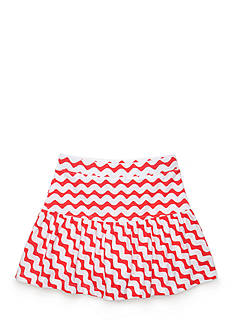 J Khaki™ Chevron Print Scooter Toddler Girls