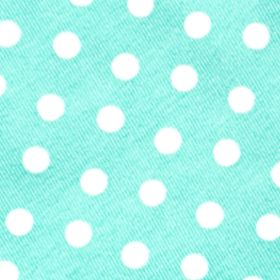 Baby & Kids: J Khaki™ Girls: Turquoise Foam J Khaki™ Polka Dot Ruffle Leggings Toddler Girls