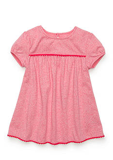 J Khaki™ Solid Heathered Babydoll Top Toddler Girls