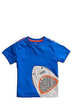 J Khaki Novelty Crew Toddler Boy