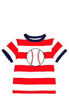 J Khaki™ Novelty Stripe Crew Toddler Boys