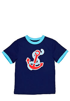 J Khaki Novelty Ringer Toddler Boys