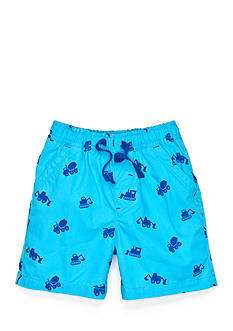 J Khaki™ Printed Shorts Toddler Boys