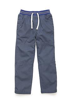 J. Khaki Canvas Pull-On Pants Toddler Boys