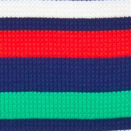 Mix and Match Kids Clothes: Boys: Green Multi J Khaki™ Long Sleeve Striped Thermal Shirt Toddler Boys