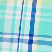 Baby & Kids: Toddler Boys Sale: Aqua/Yellow J Khaki™ Long Sleeve Plaid Woven Shirt Toddler Boys