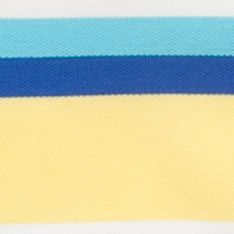 Mix and Match Kids Clothes: Toddler Boys: Yellow/Blue J Khaki™ Short Sleeve Striped Polo Toddler Boys