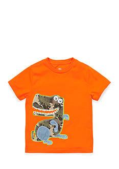 J Khaki™ Embroidered Short Sleeve Tee Toddler Boys