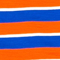 Mix and Match Kids Clothes: Toddler Boys: Orange/Blue J Khaki™ Short Sleeve Stripe Slub Tee Toddler Boys