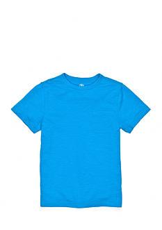 J Khaki™ Short Sleeve Slub Tee Toddler Boys