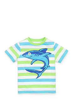 J Khaki™ Stripe Novelty Shirt Toddler Boys