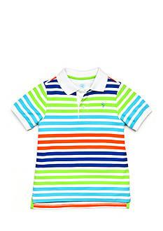 J Khaki™ Stripe Polo Shirt Toddler Boys