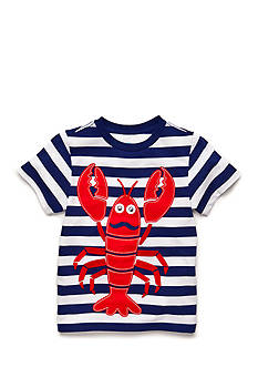 J Khaki™ Stripe Novelty Tee Toddler Boys
