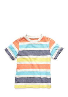 J Khaki™ Stripe Tee Toddler Boys