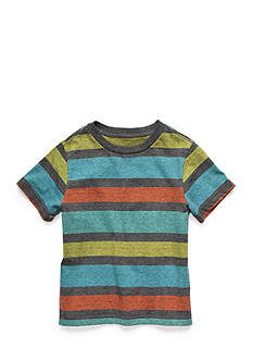 J Khaki™ Stripe Tee Toddler Boys