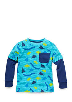 J Khaki™ Bug Printed Tee Toddler Boys