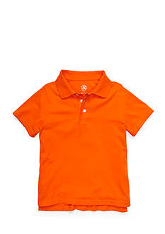 J Khaki™ Solid Polo Toddler Boys