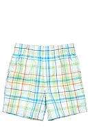J Khaki™ Pull-On Plaid Short