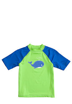 J Khaki Rash Guard Toddler Boys