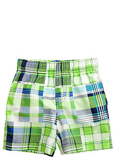 J Khaki Swim Trunk Toddler Boys