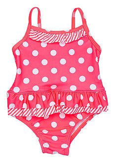 Carter's Polka Dot Swimsuit