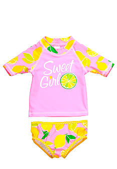 Carter's Sweet Girl 2-Piece Swim Suit Set